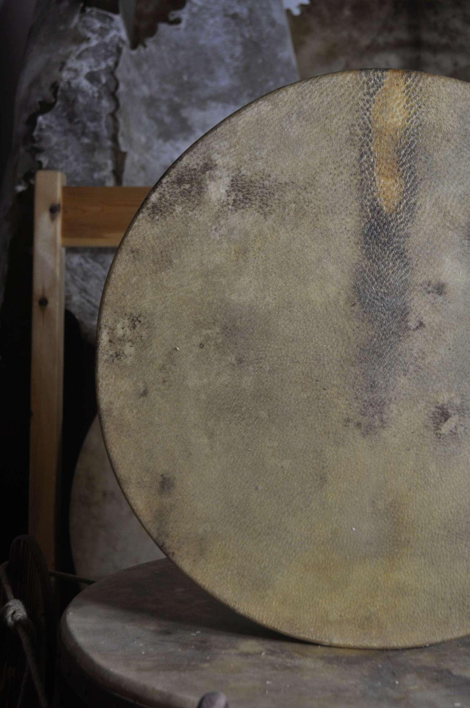 wild boar medicine drum