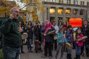 Elsipogtog solidarity demonstrations in Calgary