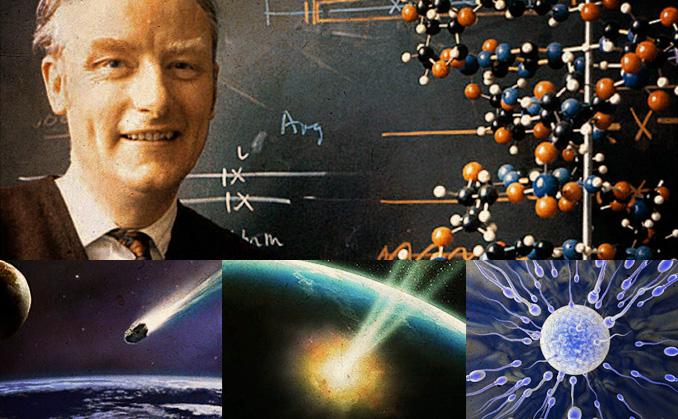 Francis Crick - Directed Panspermia