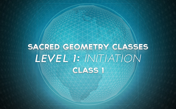 SGI_Classes_Level_1_Class_1,Learn Sacred Geometry, Sacred Geometry Classes