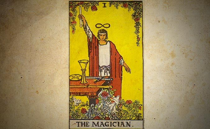 magician_tarot