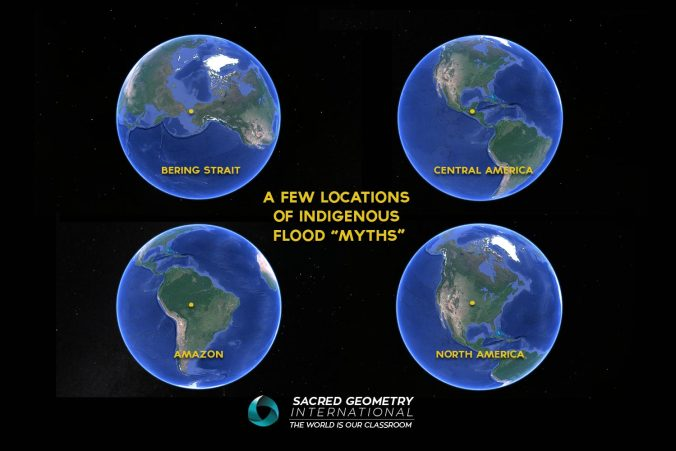 Indigenous-global-flood-myth-locations