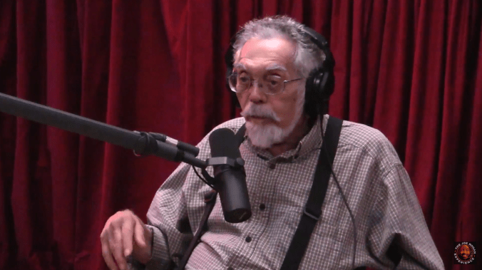 john anthony west, joe rogan, 852