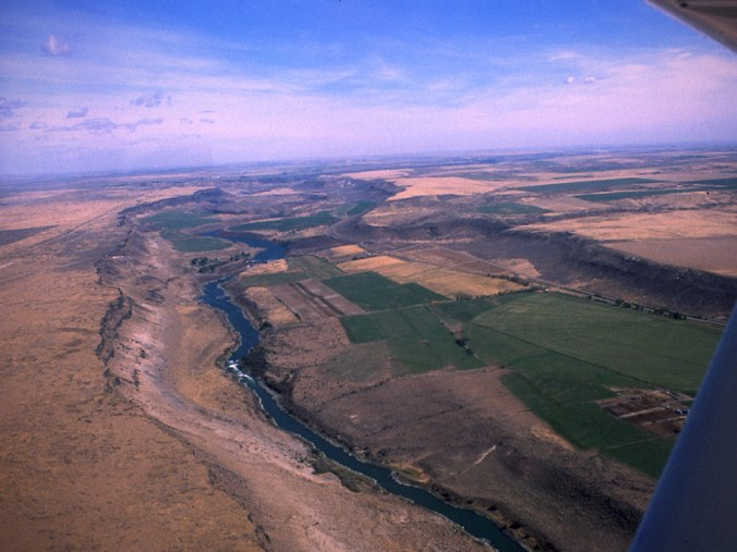 scale invariance, geology, bonneville flood, snake river, ancient channel, randall carlson