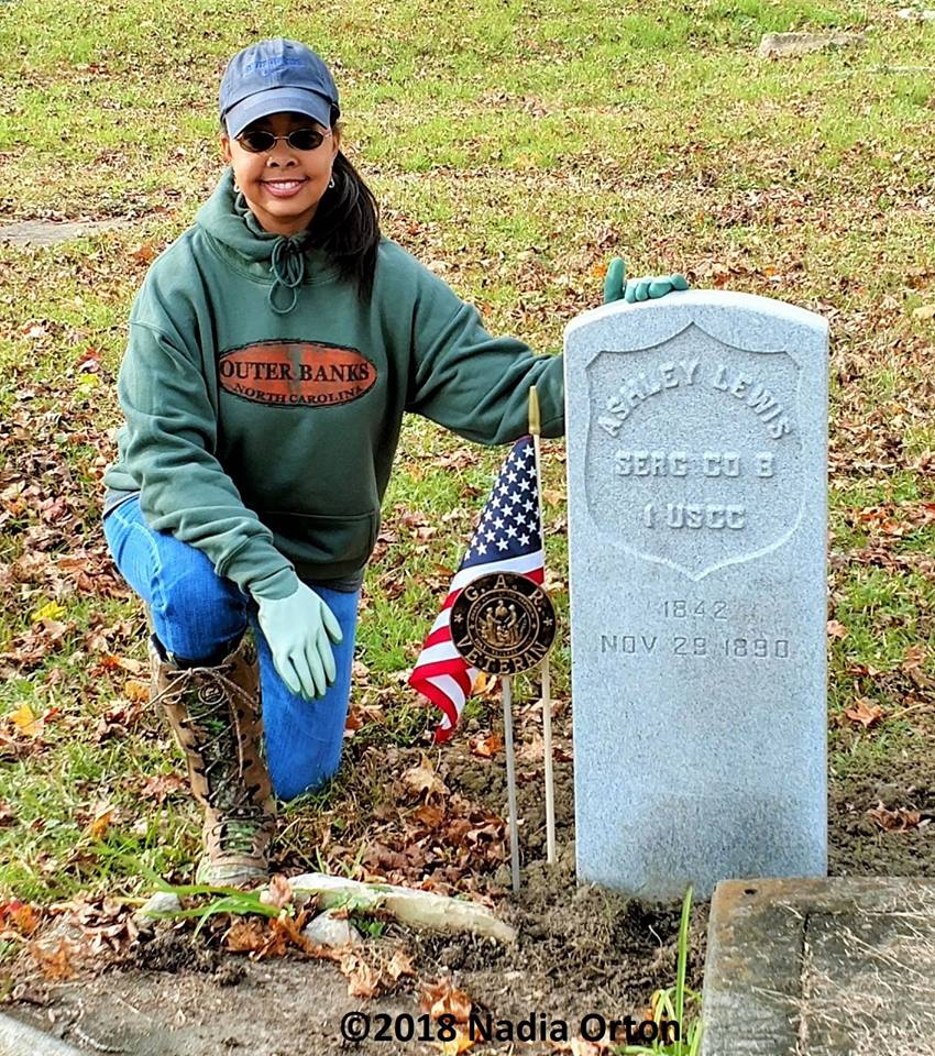 She Promised to Honor Her Ancestors. First She Had to Find Them. The State of Things, WUNC 91.5, North Carolina Public Radio