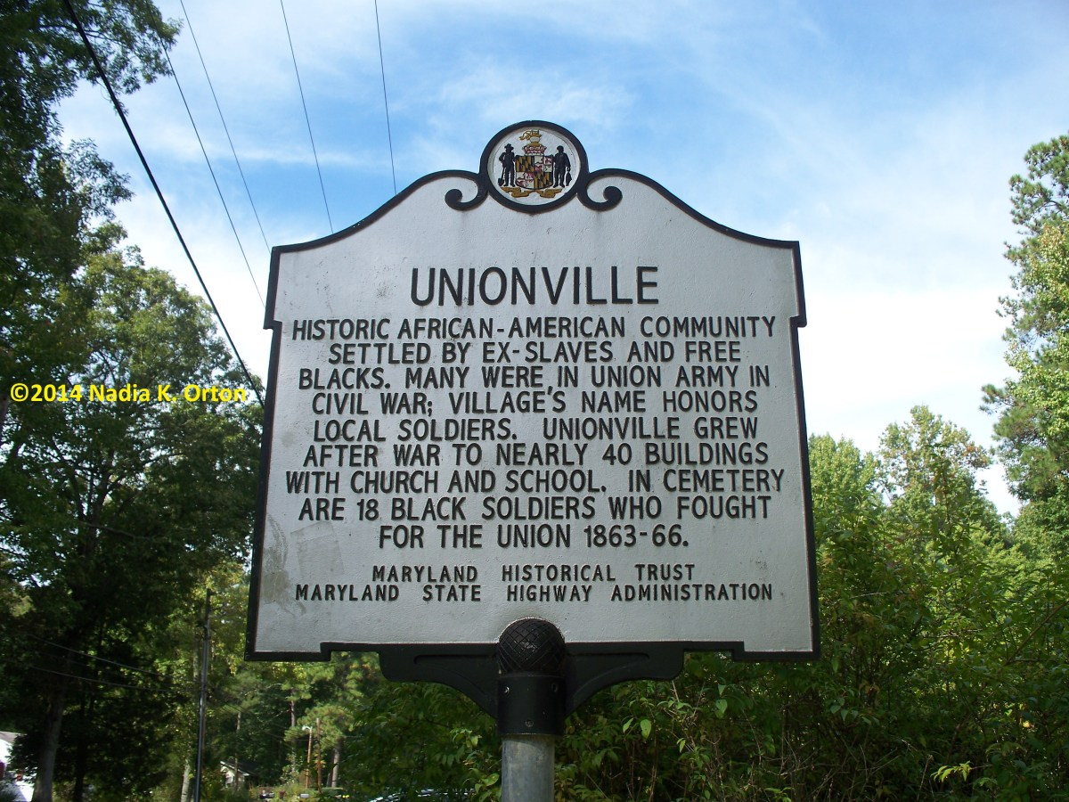 Talbot County, Maryland: Visiting Unionville