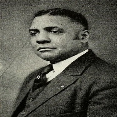 Suffolk, Virginia: The Negro Business League of Virginia Meets in Suffolk (1907) – William Franklin Denny (Image)