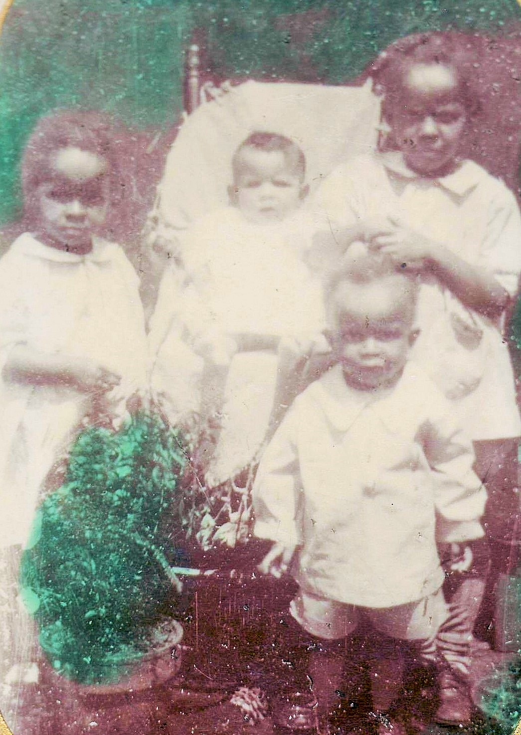 Richmond, Virginia: Honoring family, the Ortons and Youngs of Church Hill