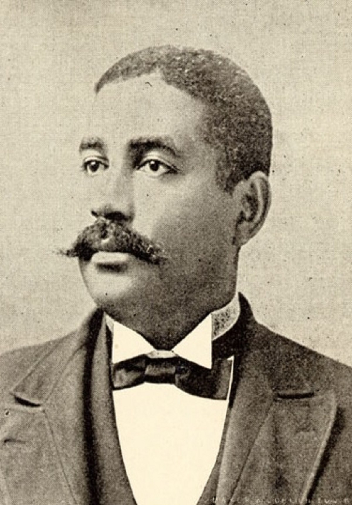 """Suffolk, Virginia: The Negro Business League meets in Suffolk (Image) – Rev. Wesley Faul """"Pop"""" Graham (1907)"""