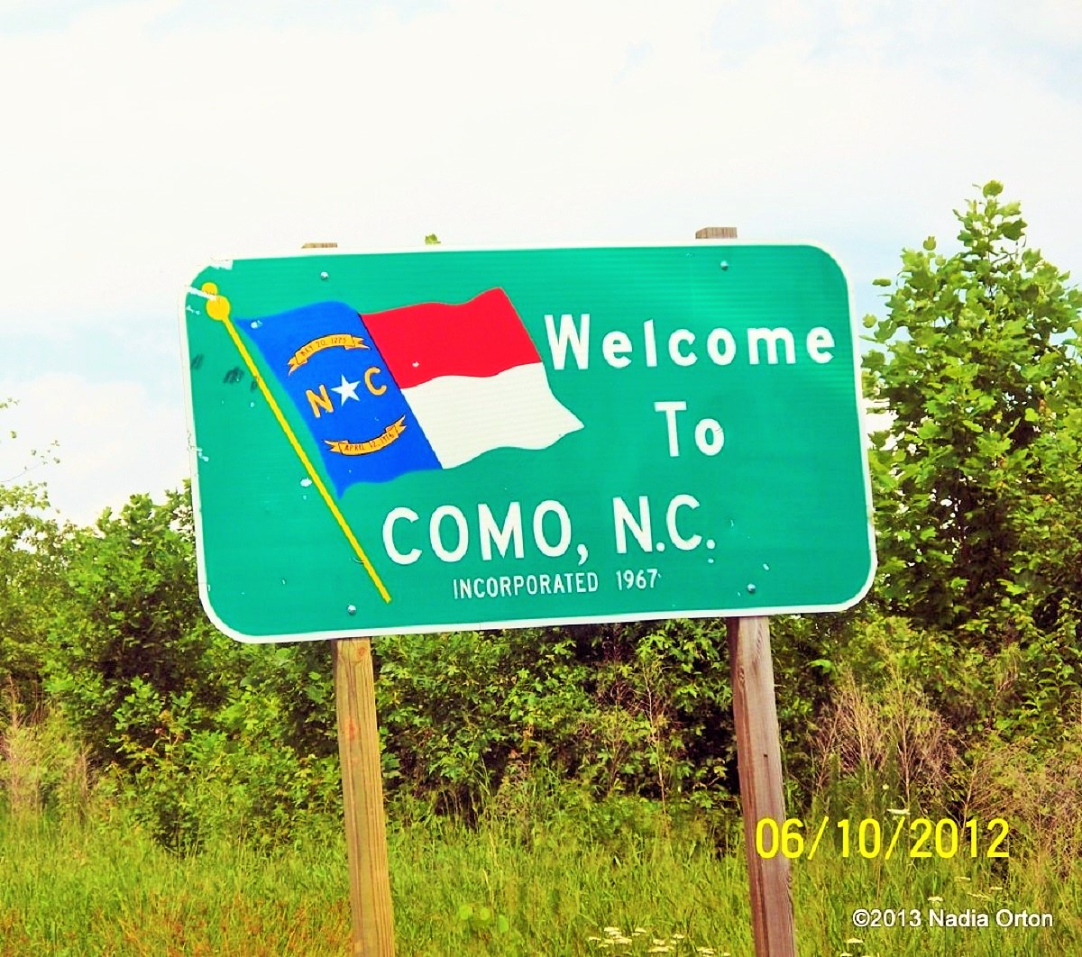 They Came From Como: The Worrells of Hertford County, North Carolina