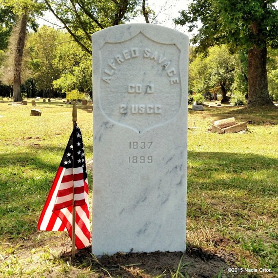 Protected: The Descendants Corner: The Savage Family, Mt. Calvary Cemetery