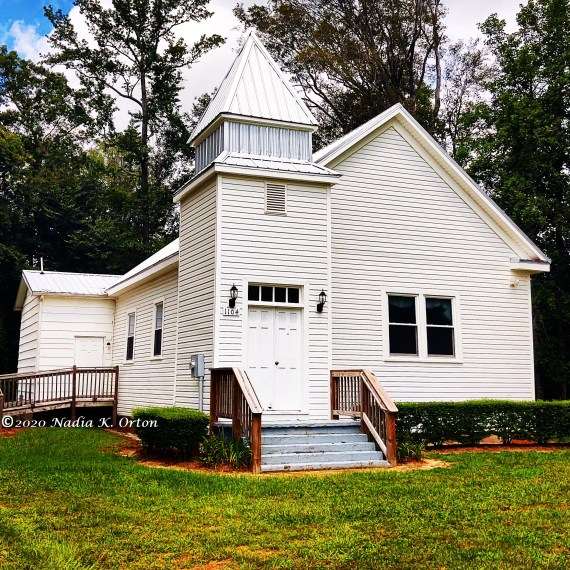 Hertford County, North Carolina: Oak Grove A.M.E. Church, Como