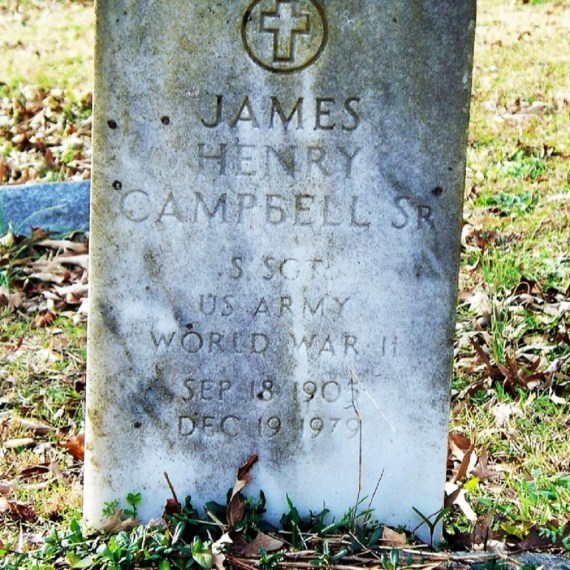 Suffolk, Virginia: On James Henry Campbell, U. S. Army, WWII, and finding his Civil War ancestor