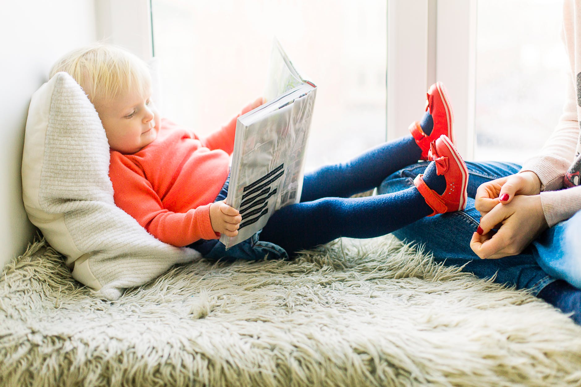 Books for Babies and Toddlers