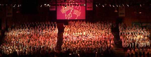 National Children's Choir - Scoil an Chroí Ró Naofa Íosa