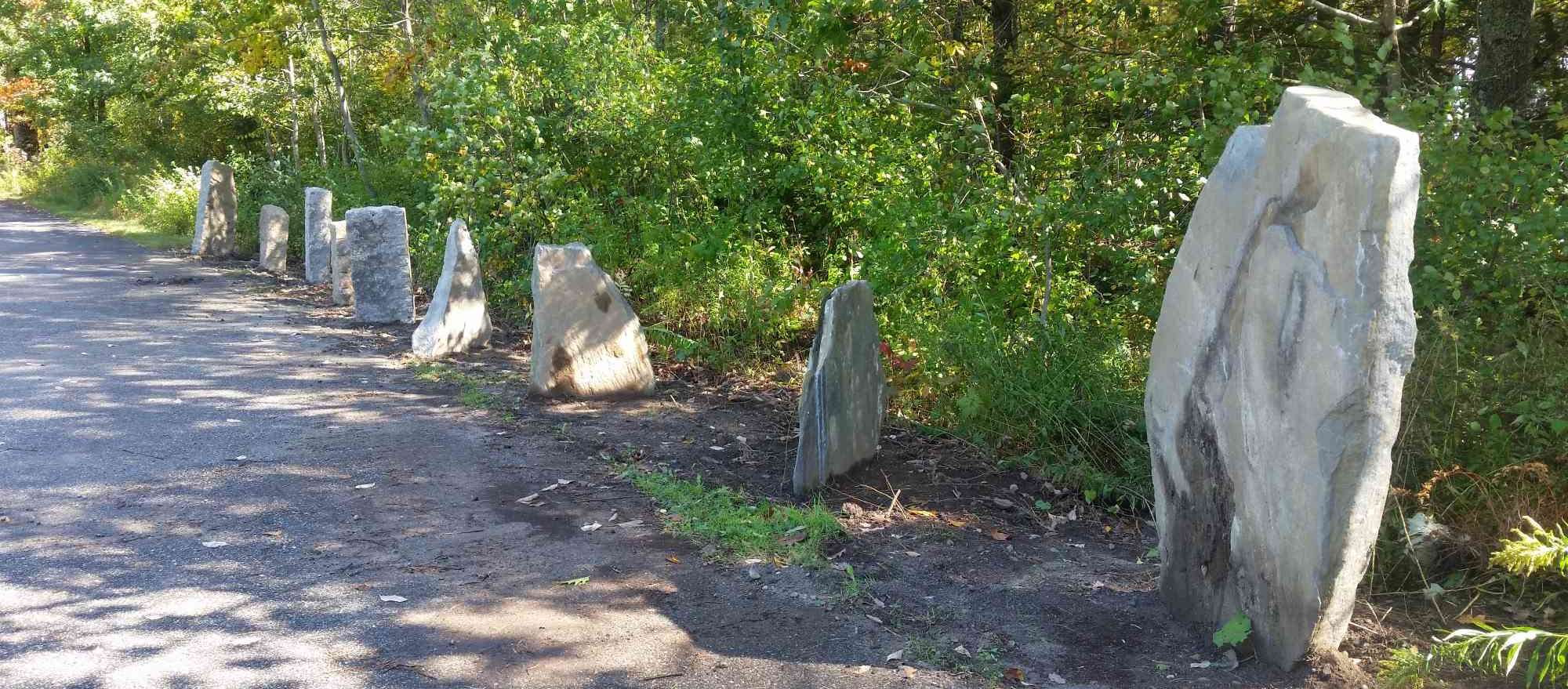 Menhir Standing Stones