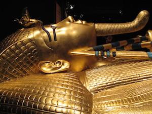 Egypt Sacred Tour - See Tutankhamun´s Golden Coffin