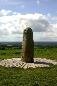 Travel Sacred Ireland: Stone of Destiny