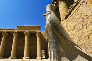 Tour the Temple of Horus in Ancient Egypt - Sacred Mystical Journeys