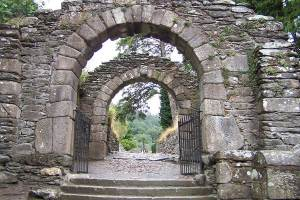 Travel Sacred Sites Ireland: Glendalough Gateway
