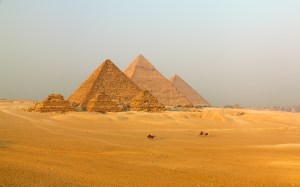 Travel Sacred Egypt - Giza Pyramid Complex