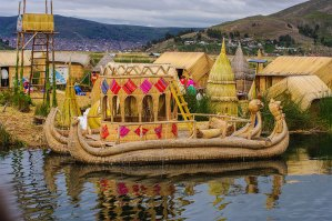 Travel the Sacred Sites of Peru: Lake Titicaca