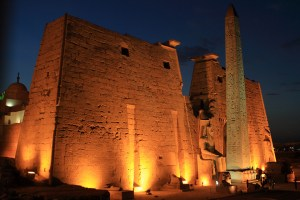 Travel the Sacred Sites of Egypt: The Temple of Luxor