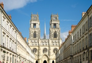 Sacred Tour of France - Tour the Cathedral of Sainte-Croix in Orleans, France