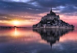 Sacred Tour of France - Visit Mont Saint-Michel