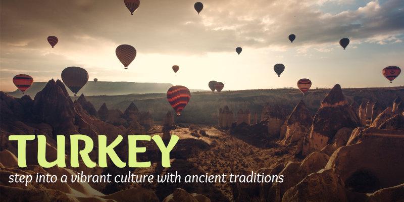 SMJ Custom Tours to Turkey