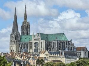 Cathedral of Our Lady of Chartres - France Sacred Sites & Ascension Tour