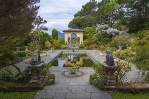 Garnish Island - Joan Clark's Mystical Pilgrimage to Ireland