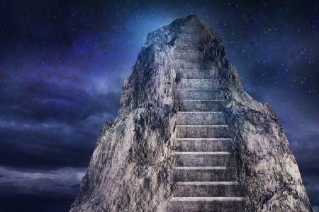 Sacred Mount Shasta Stargazing at Night