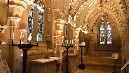 Rosslyn Chapel Sacred Tour of Scotland