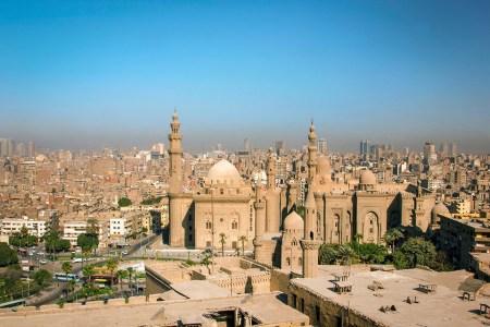 Cairo City View - Sacred Tour to Egypt
