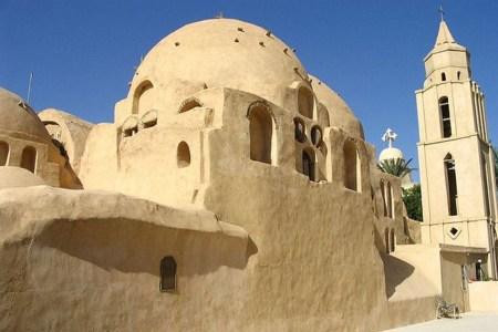 Coptic Monastery in Alexandria