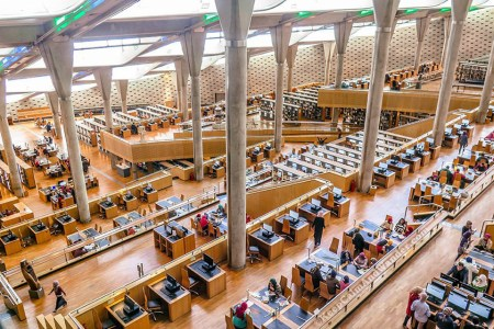 Tour the Library of Alexandria - Sacred Mystical Journeys