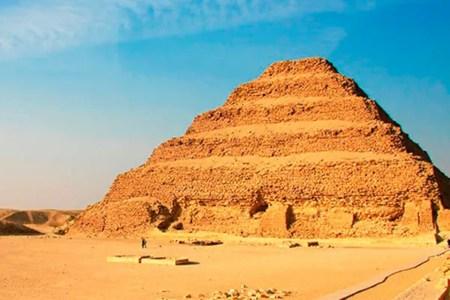 Stepped Pyramid of Saqqara in Egypt - Sacred Tour to Egypt