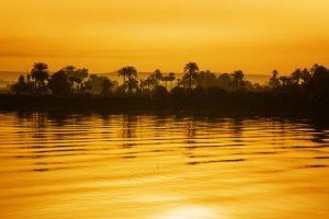 The Nile River at Sunset - Tour Sacred Egypt