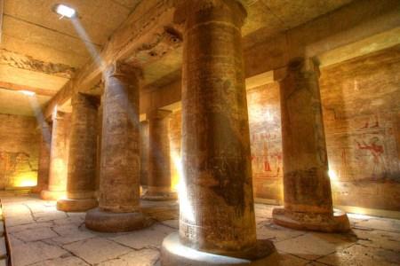 Tour Abydos Temple on a tour of Sacred Egypt
