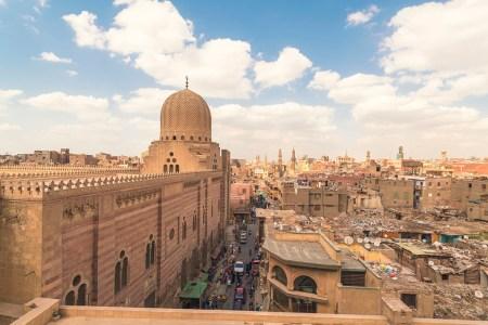 View of Cairo - Tour Sacred Egypt