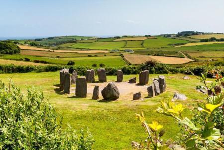 Drombeg Stone Circle - Sacred Mystical Journeys