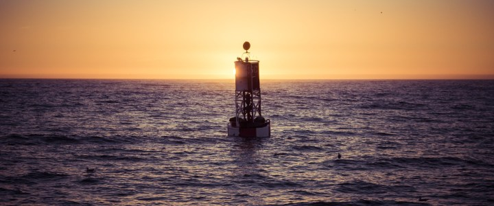 Monday Meditation: The Buoy and the Invitation to Remain