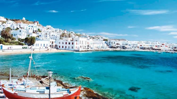 Cycladic-Island-of-Mykonos