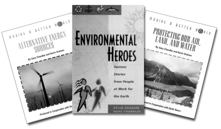 Gary R. Chandler author and environmentalist