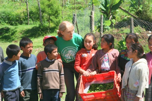 Agroforestry Addresses Global Poverty