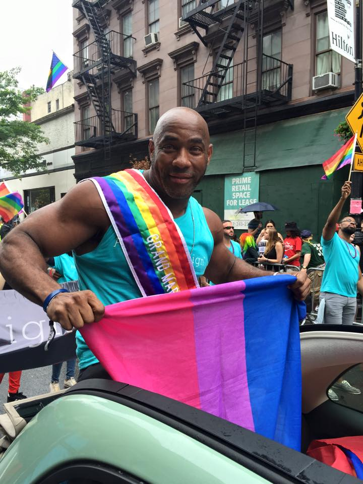 First Bi-Identified NYC Pride Grand Marshal Speaks: 'Stonewall' See It, But Don't Believe It