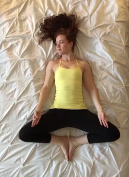 5 yoga poses for a beautiful night's sleep