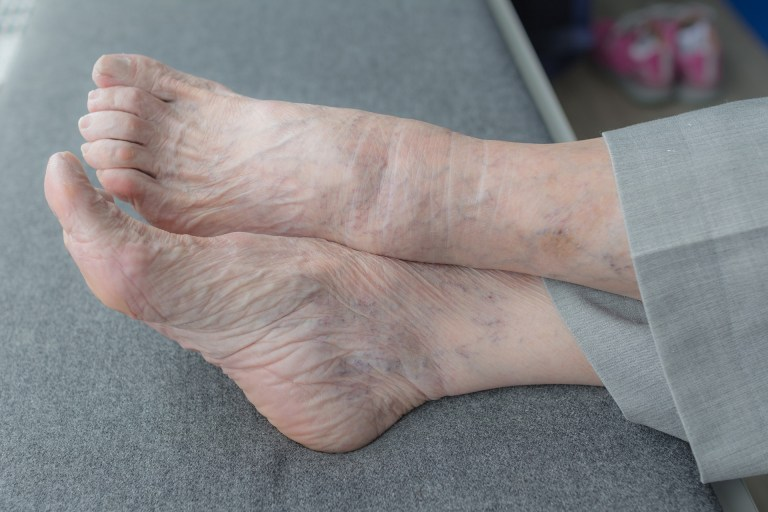 My Mother's Feet: and what they have taught me about love.