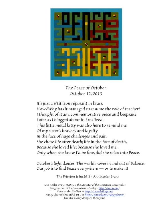 PeaceOctober12